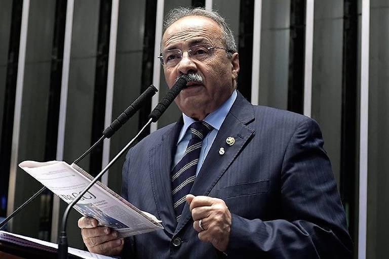 Cerca de R$ 30 mil foram encontrados na casa do parlamentar