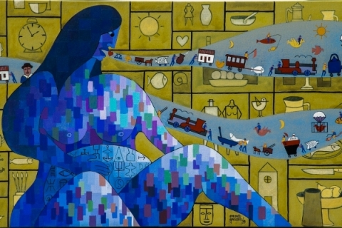 Armando Gonzalez abre mostra na Bublitz Galeria de Arte