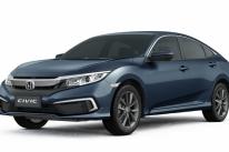 Honda Civic fica mais atrativo na linha 2021