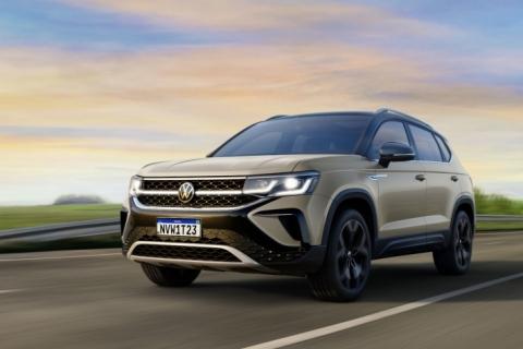 Volkswagen revela o Taos, que estreará no próximo ano