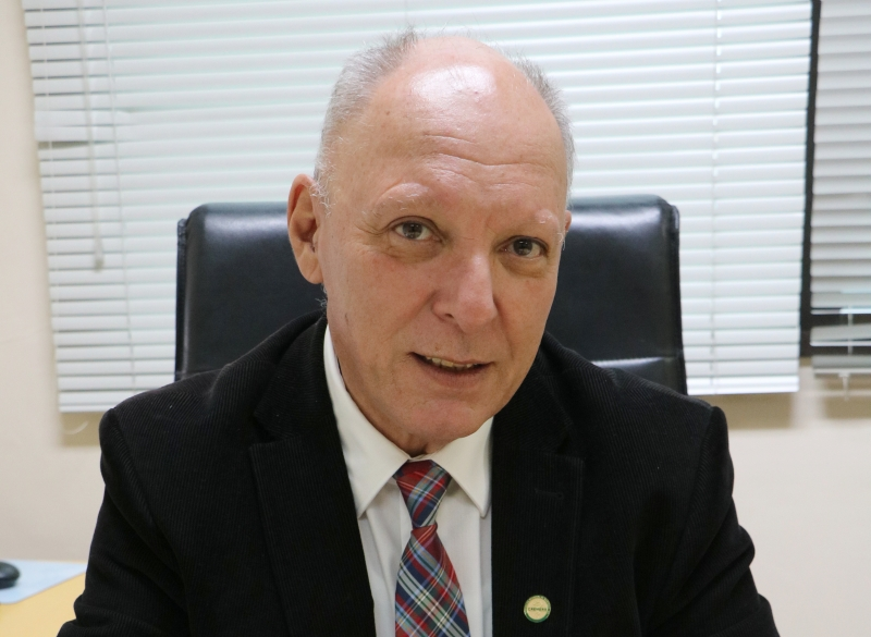 Médico Carlos Isaia Filho é presidente do Conselho Regional de Medicina