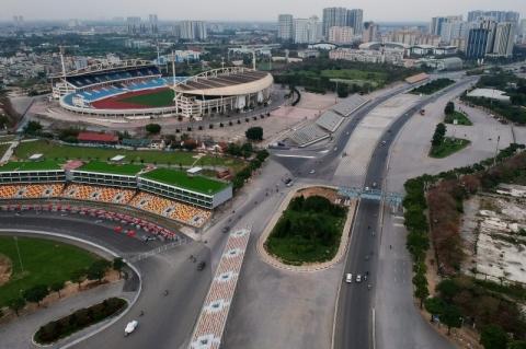 Fora do calendário, Vietnã oficializa cancelamento de GP
