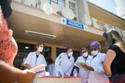 Dia D imunizou 5,2 mil crianças em Porto Alegre