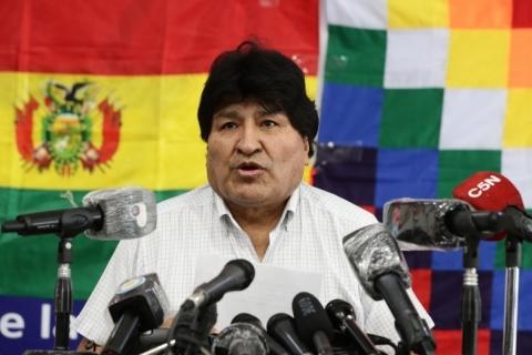 Justiça da Bolívia anula ordem de prisão contra Evo Morales