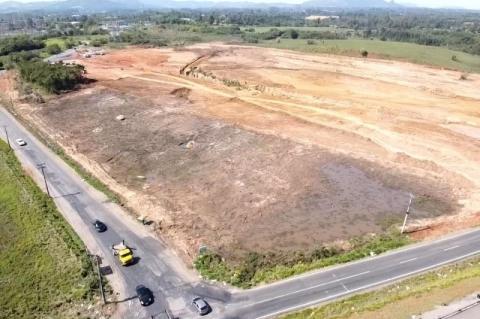 Empresa de logística começa obras de instalação em Gravataí, na Região Metropolitana