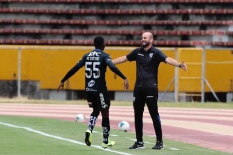 Palmeiras vai até o Equador para tentar a contratação de Miguel Ángel Ramírez