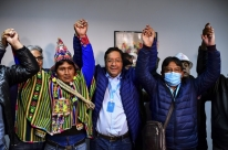 Ex-ministro de Evo Morales, Luis Arce é novo presidente da Bolívia