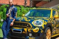 Daniel Alves coloca carro de luxo à venda para ajudar crianças pobres
