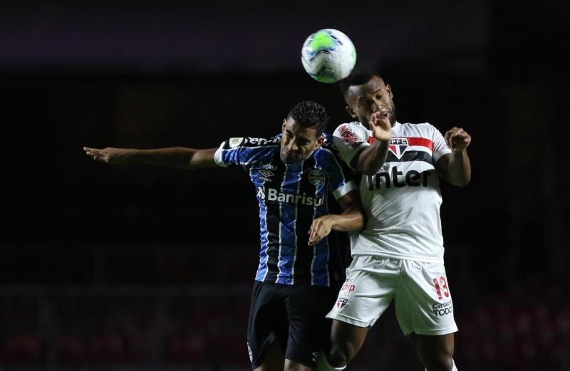 No último fim de semana, o Grêmio deixou a capital paulista revoltado com a arbitragem de Rafael Traci
