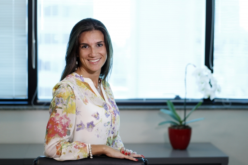 Elisa Simão é gerente sênior da PwC Brasil e especialista em Gestão de Riscos