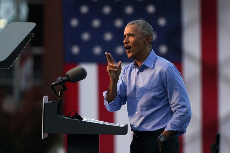 """""""Eu não poderia estar mais orgulhoso"""", disse Obama"""