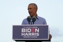 Eleições EUA: Barack Obama aparece em vídeo incentivando votação pelo correio