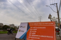 Consórcio IP Sul assume iluminação de Porto Alegre