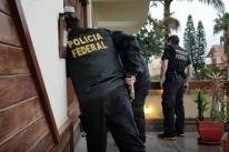 PF prende investigado que vigiava policial federal no Chuí