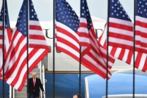 Eleições EUA: Caminho de Trump para se reeleger depende de Flórida e Pensilvânia