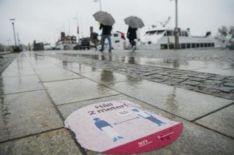 Coronavírus: Suécia retira orientação de isolamento para pessoas acima de 70 anos
