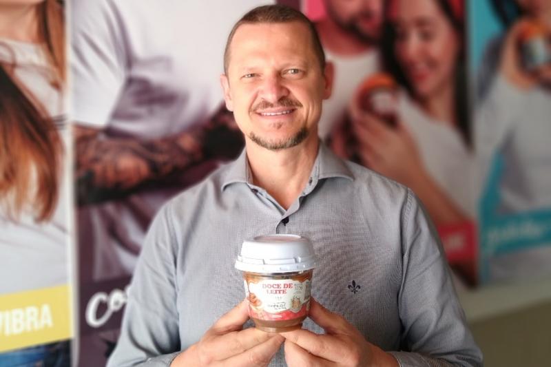 Alexandre Ledur é o presidente da empresa de Tupandi