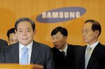 Presidente da Samsung, Lee Kun-hee, morre aos 78 anos
