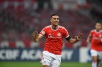 Galhardo sofre lesão muscular e desfalca o Inter por tempo indeterminado