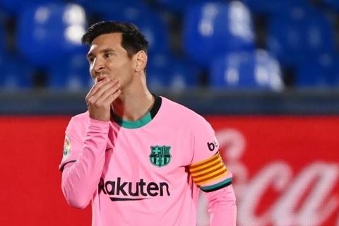 Devido à sequência de jogos, Messi será poupado de partida contra Dínamo de Kiev