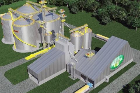 Afubra investe em unidade de grãos em Rio Pardo