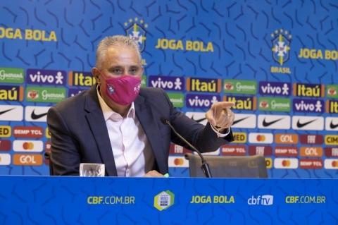 Conmebol confirma Uruguai x Brasil para o dia 17 de novembro