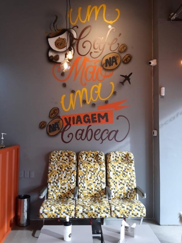 A cafeteria Grãos do Mundo inaugurou no início de outubro em Porto Alegre