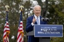 Eleições EUA: A uma semana da eleição, Biden tem maior vantagem em 24 anos