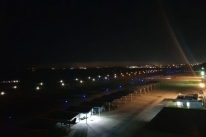 Aeroporto de Santa Maria terá operação de voos noturnos