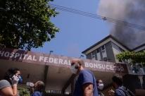 Ministério sabia de riscos de incêndio em hospital pelo menos desde abril de 2019