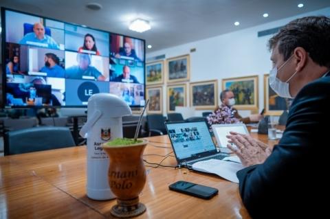 Assembleia gaúcha suspende votações até primeiro turno eleitoral
