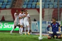 Copa do Brasil: Inter vence Atlético-GO e encaminha vaga