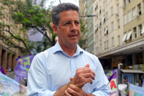 Nagelstein oficializa apoio a Melo no segundo turno de Porto Alegre
