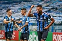 Grêmio vence o Juventude por 1 a 0 e pula na frente nas oitavas