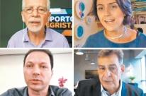 Sociedade de Engenharia reúne candidatos à prefeitura de Porto Alegre