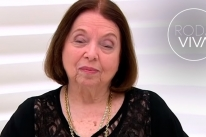 Nélida Piñon concede entrevista ao programa Roda Viva nesta segunda-feira