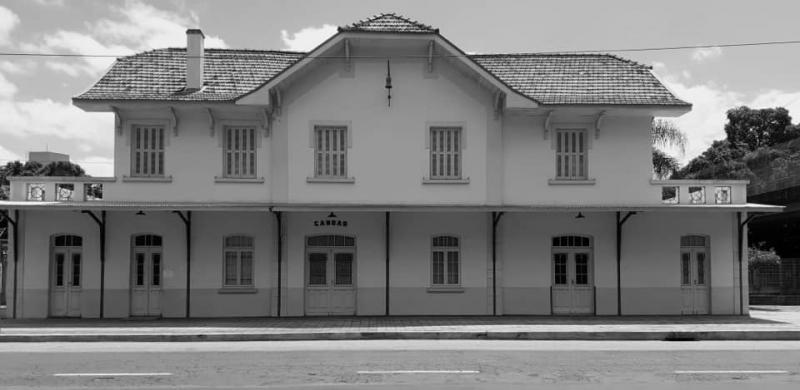 Registro da Antiga Estação de Trem integra Arquivo Histórico Doutor Sezefredo Azambuja Vieira