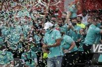 Em Ímola, Hamilton conquista 93ª vitória e Mercedes fatura hepta na Fórmula 1