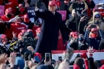 Eleições EUA: 'Se Biden ganhar, China vai comandar EUA; se eu ganhar, EUA ganham', diz Trump