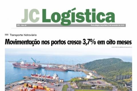 Movimentação nos portos cresceu 3,7% em 2020