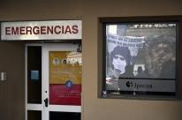 Após internação, Maradona terá de operar hematoma na cabeça