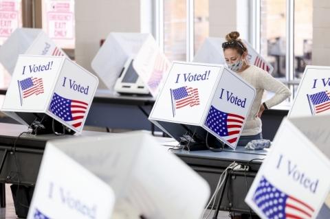 Eleições EUA: Acompanhe a apuração da disputa presidencial