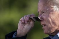 Eleições EUA: Espaço aéreo sobre a casa de Joe Biden é bloqueado