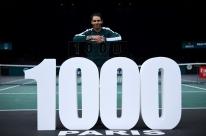Rafael Nadal conquista milésima vitória de sua carreira