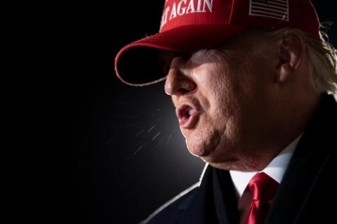 Eleições EUA: Trump diz que Biden não pode se declarar presidente e promete mais ações judiciais contra resultados