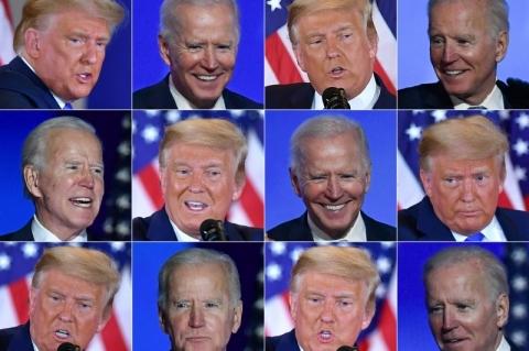 Biden vence estados-chave de Wisconsin e Michigan