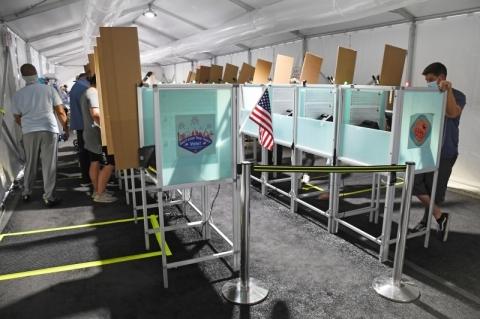 Eleições EUA: Número de votantes na eleição 2020 é o maior em 120 anos
