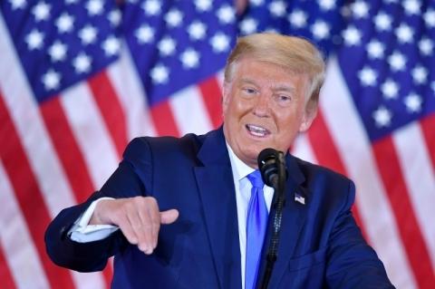 Eleições EUA: Sem contagem concluída, Trump declara vitória e diz que vai à Suprema Corte parar apuração