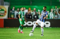 Grêmio repete o 1 a 0 sobre o Juventude e avança às quartas de final