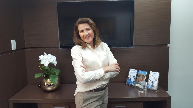 Claudia Oliveira diz a empresa acelerou a transformação digital